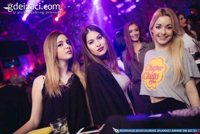 klub the bank devojke 1